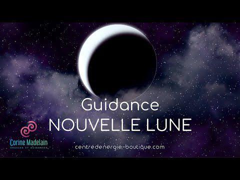 Guidance nouvelle lune 13 mars 2021