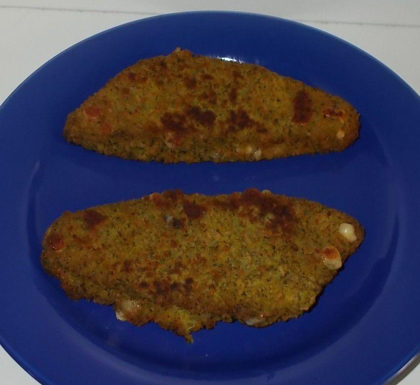 Vivera Vegetarisches Filet aus Spinat & Käse