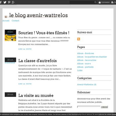 le blog avenir-wattrelos