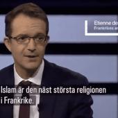 "Selon notre ambassadeur en Suède, ""La France est un pays musulman"" | La lettre patriote"