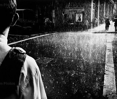 Pluie (Street Photography)