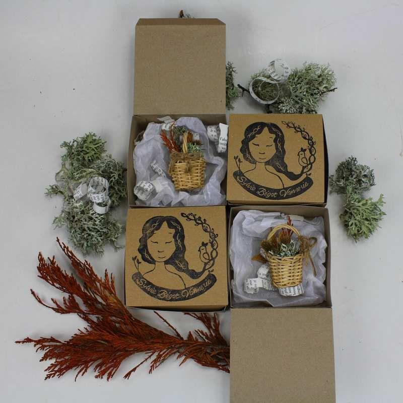 Paniers miniatures