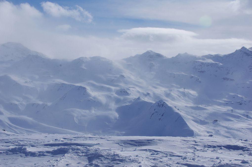 Le Mont de la Chambre (2.850 m)