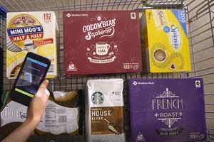 Le scan & go pourrait être une bonne réponse sanitaire pour le ''commerce d'après'' car sans contact. L'exemple Walmart Sam's Club.