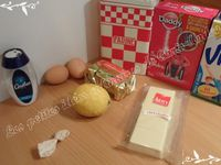 Briochettes citron et chocolat blanc