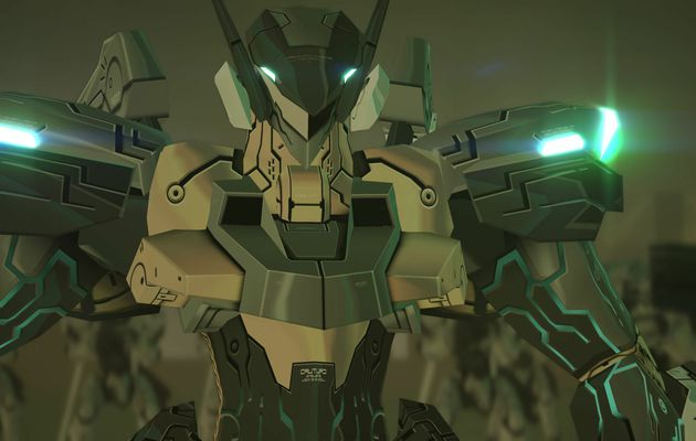 ZONE OF THE ENDERS THE 2nd RUNNER : M RS : Trainer Download
