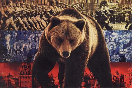 Received a #postcrossing postcard from Russia -...