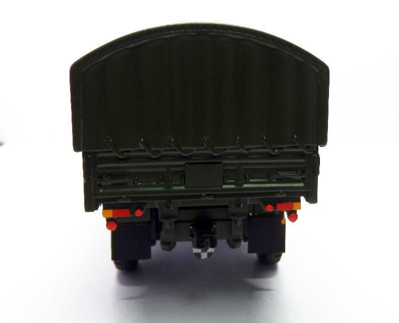 MAN LKW 7t mil gl 6x6 et 4x4 (GMTS - 1/50 - Golden Oldies)