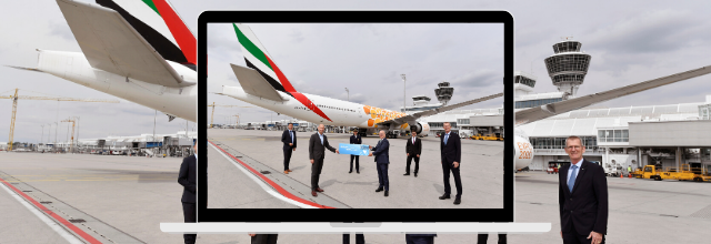 Emirates and Etihad Airways resume connections from Munich to Gulf region