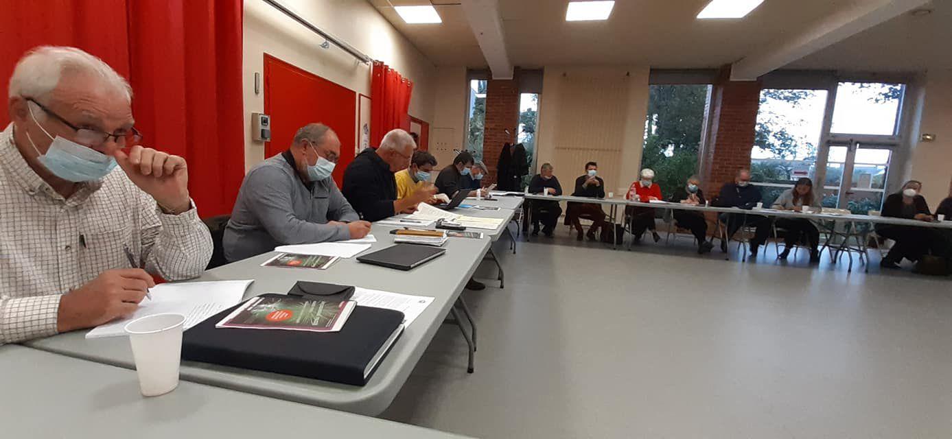 Retour sur la conférence régionale du PCF Bretagne ce samedi 3 octobre à Saint-Brieuc