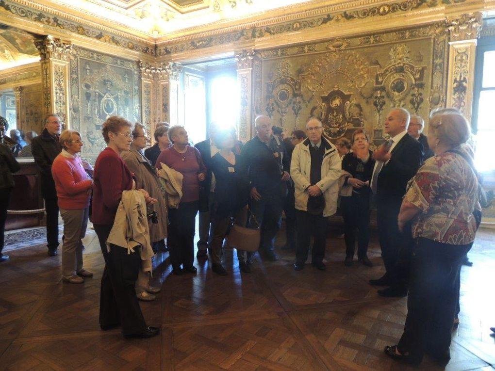 """Les """"Visites Culturelles"""" au Sénat"""