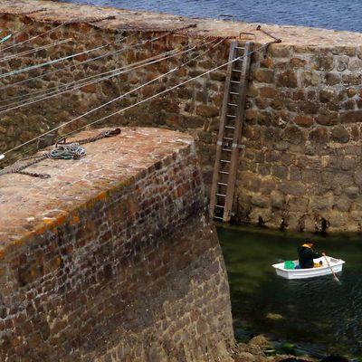 Port Racine, le plus petit port de France