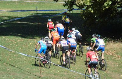 Cyclo-cross de la Bachasse le 13-10-2018