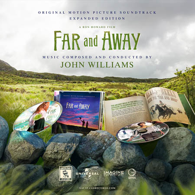 Far And Away - John Williams (Expanded Edition von La La Land Records)