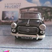 PEUGEOT 404 BERLINE 1960 SERIE NOSTALGIE VITESSE 1/43 - car-collector