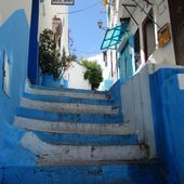 Tanger Médina, autour du Café BABA et de Barbara Hutton - Le blog de Bernard Moutin