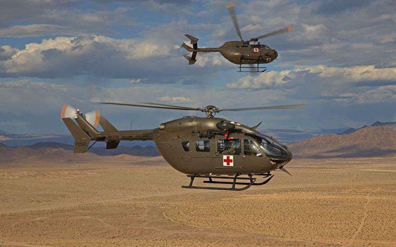 L'US Army commande 35 UH-72A Lakota supplémentaires