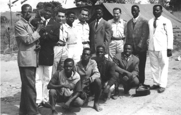 DIGRESSÃO DE SIMÃO TOCO AO NORTE DE ANGOLA, em 1962.