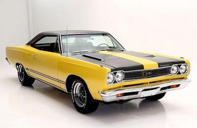 1968 Plymouth GTX Hemi 426