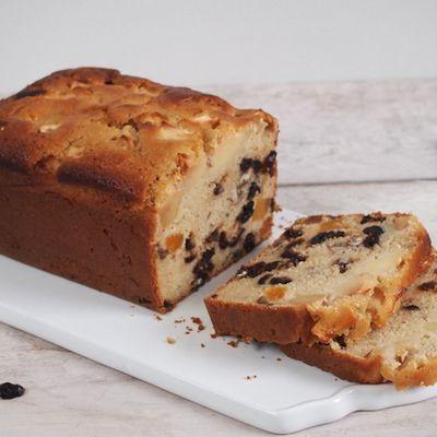 Un cake aux accents canadien