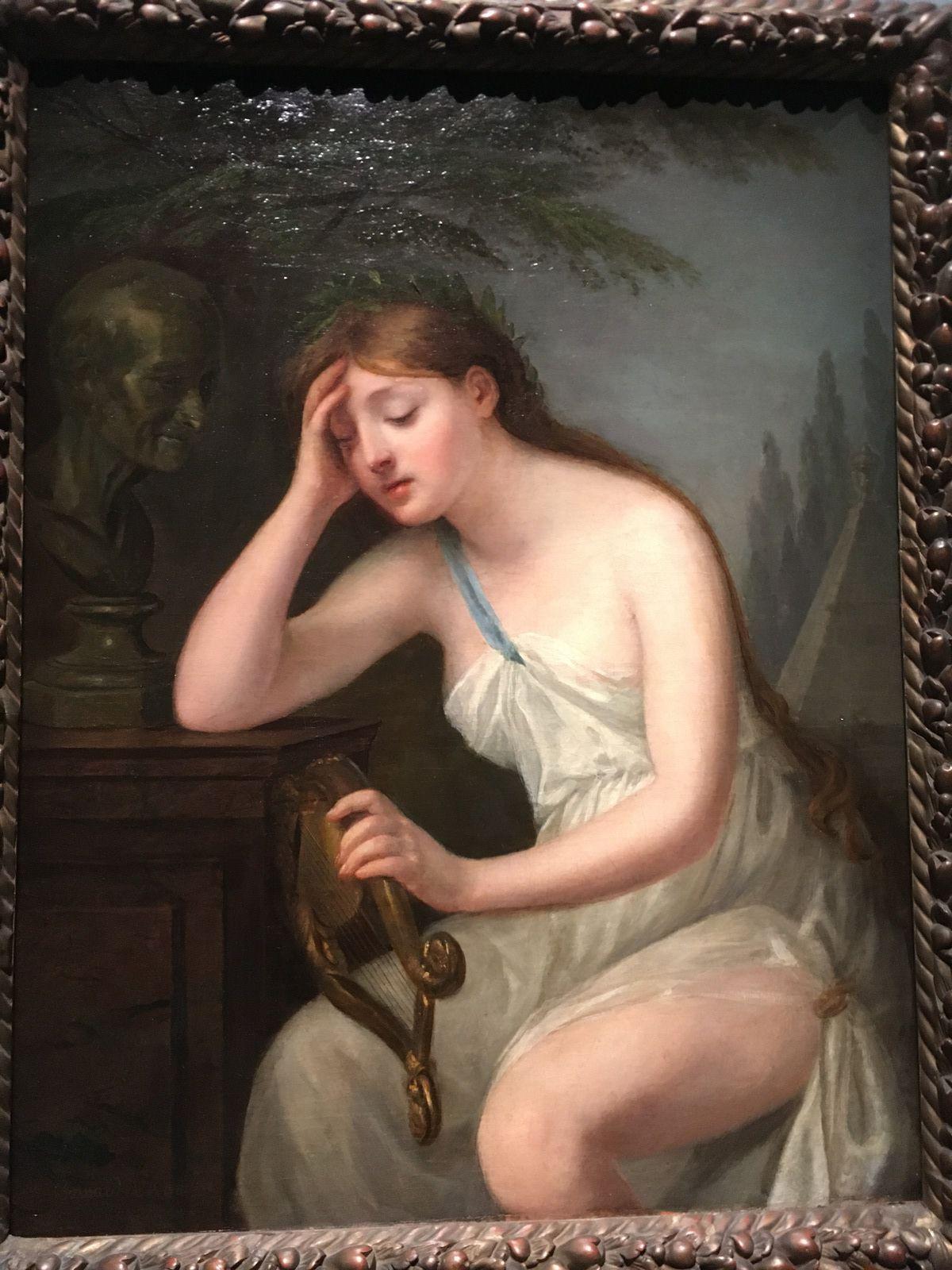 Expo Peintres Femmes de 1780 à 1830