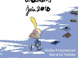 Bientôt : les 23es Rendez-vous de la bande dessinée d'Amiens