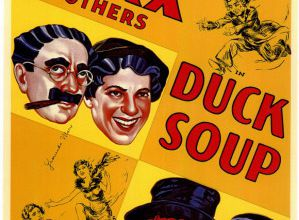 FRANCIS SCOTT FITZGERALD COURTISE GROUCHO MARX