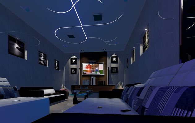 4 Amazing Secrets to the Best Home Theater Lighting