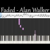 """Tutorial """"Faded"""" 