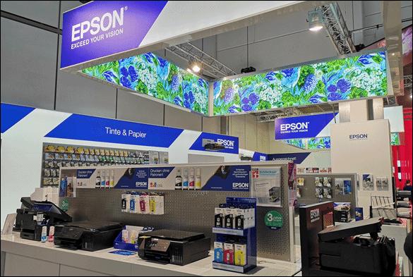 Epson - IFA 2018 : vidéoprojecteurs, imprimantes, multifonctions et innovations
