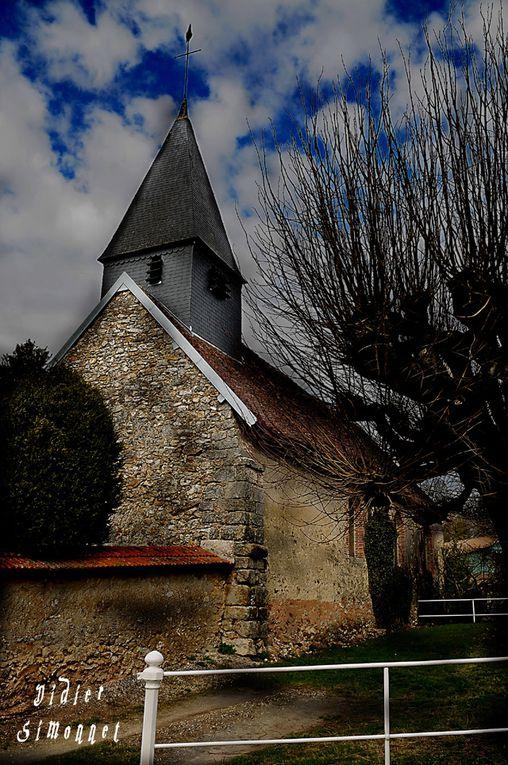 Album - Eglises-de-la-Brie-et-de-la-Champagne
