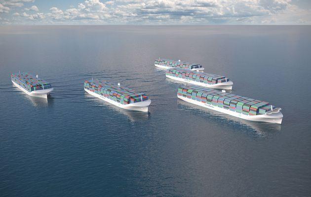 La folle épopée de Rolls Royce dans les navires autonomes