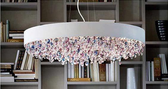 Quels luminaires designs pour un salon ?