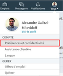 Comment exporter ses contacts Linkedin ?
