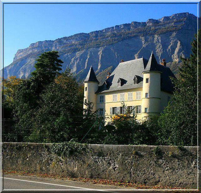Diaporama château de Biviers
