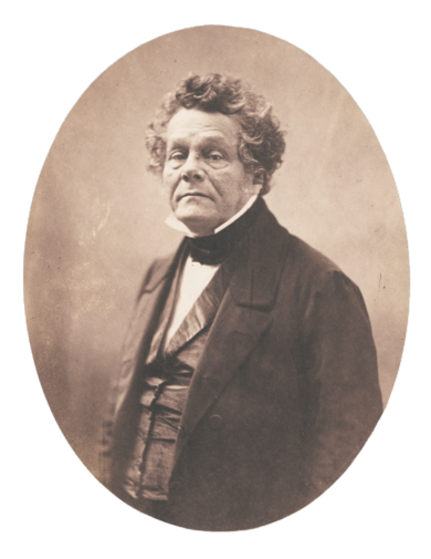 Adolphe Crémieux. Photo Nadar