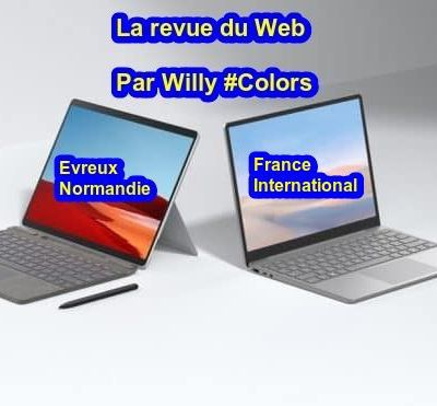 Evreux : la revue du web du 27 janvier 2021 par Willy #Colors