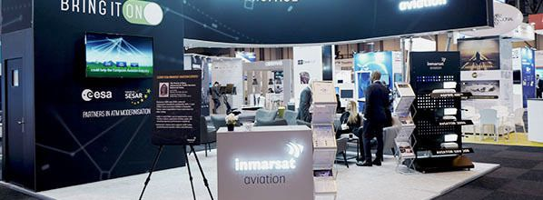 Over 600 installations of Inmarsat Jet ConneX business aviation inflight Wi-Fi
