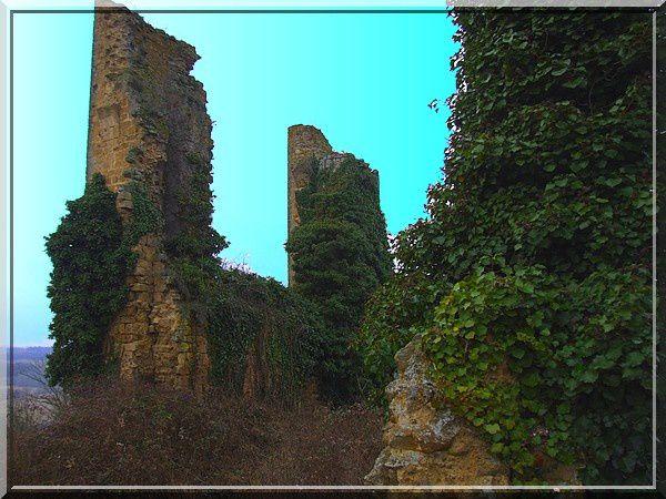 Diaporama château de Monlézun
