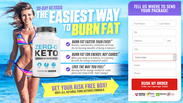 Zero G Keto : Get Great Tips & For Weight Loss!
