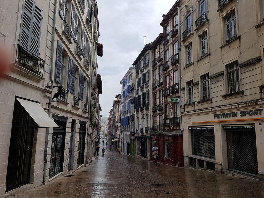 """""""Ville d'Art et d'Histoire"""" capitale économique, commerciale et portuaire du Pays basque"""