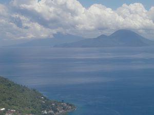 arrivée à Ternate