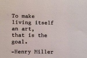 Henry Miller - English