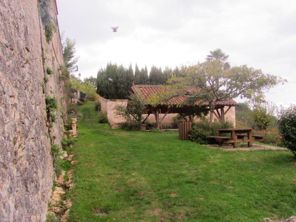 Fontaines et lavoirs de Siorac de Ribérac