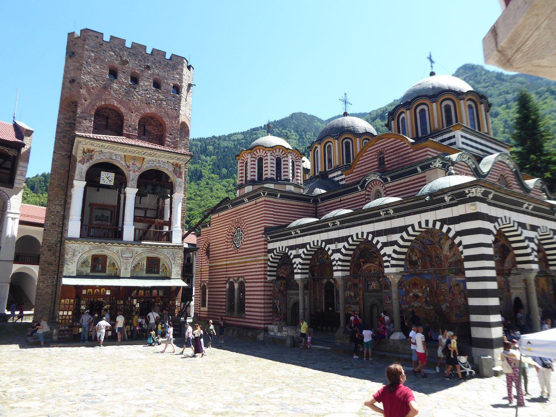 J8 - Rila et Plovdiv