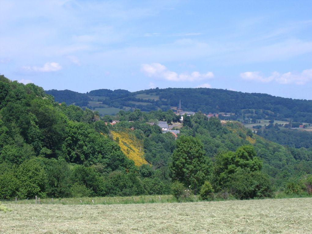 03 juin: 1ere étape: Chatel-guyon - Perpezat