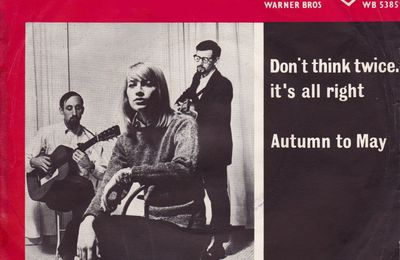 Pete & Paul & Mary - Don't think twice it's all right