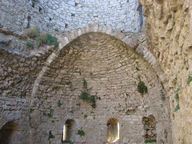 Une superbe manifestation médiévale au château de Peyrepertuse dans le Pays Cathare