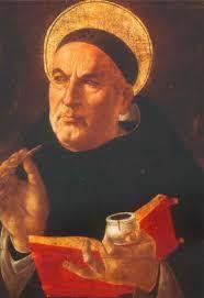 Clément d'Alexandrie, Thomas d'Aquin, Saint Augustin.
