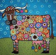 Blooming cow 1